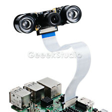 Night Vision Camera Sensor Adjustable-focus Module Kit for Raspberry Pi 4B/3/2B