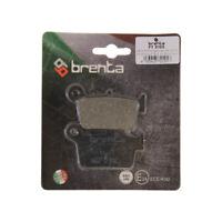 Bremsbeläge Brenta 3125, organisch für Beta hinten