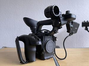 SONY PXW-FS5 + RAW UPGRADE! Pro 4k Video Cine Camcorder fs5 fs7 alpha fx6 mk2 ii
