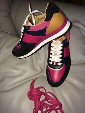 Nuevas Zapatillas Bally Damas/Zapatos Con Cordones