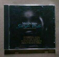 Milt Jackson / Sa Va Bella - For Lady Legends (CD Used) 9362-46607-2 (B6)