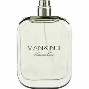Mankind 3.4 Oz Eau De Toilette Spray By Kenneth Cole New For Men tester