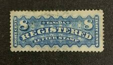 Canada Stamp #F3 Used
