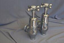 GLOBO cromo rubinetti rubinetti ORIGINALE VECCHIO TORPEDO NEW OLD STOCK