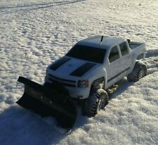 SCX10 Bolt on Snowplow