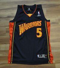 BARON DAVIS Golden State Warriors Reebok Swingman NBA Jersey Blue Mens L