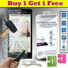 Genuine Tempered Glass Screen Protector For Huawei Ascend P7 mini