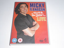 Mickey Flanagan - The Back In The Game Tour: Live - NEW / SEALED GENUINE UK DVD