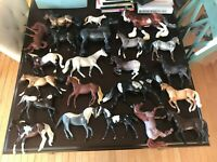 Mixed Lot of Breyer Horses