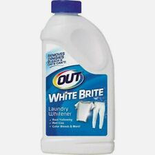 Out White Brite 28oz. Laundry Whitener Additive Booster No Harm To Fabrics Wb30N