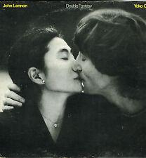 "album 12"" 30cms: John Lennon - Yoko Ono: double fantasy. geffen E"