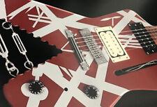 """The Women and Children First Guitar Eddie Van Halen DESTROYER 24"""" x 16"""" poster"""