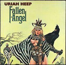 URIAH HEEP - Fallen Angel - 1978 France LP Bronze