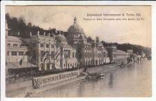 TORINO Esposizione 1911 Padiglioni della Germania - VIAGGIATA
