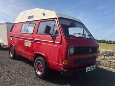 VW T25 Volkswagen Camper van,no mot,ideal project,spares or repairs