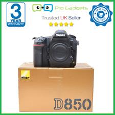 New Nikon D850 45.7MP FX CMOS Sensor 4K Video DSLR - 3 Year Warranty