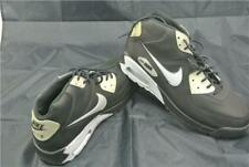 NIKE AIR MAX UK 11 BLACK/SILVER TRAINERS SHOES LIMITED EDITION RARE CLASSIC