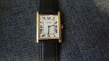 Cartier Watch Gold Filled Case