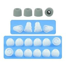 Size Extra Large 10 pair assortment replacement ear tips earphone tips earbuds