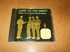 CD (TFM 001) - various artists - COME TO THE PARTY - DOO WOP POPCORN