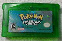Pokémon Emerald Version Nintendo GAME BOY ADVANCE VIDEO GAME