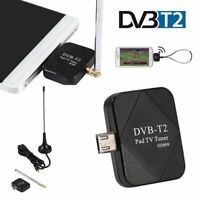 dvb - t2 digitale tuner hd 1080p tv - stick empfänger For Android Phone Tablet