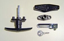 Truck cap/Topper T-Handle Lock Bauer T311 w/accessories + 1 Extra key Clockwise