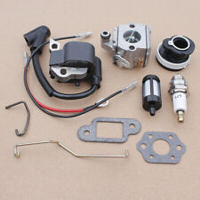 Carburetor Ignition Coil For Stihl 017 018 MS170 MS180 Chainsaw Parts Set Pack