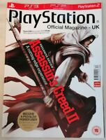 MAGAZINE - Playstation Official Magazine UK #38 Dec 2009 Assassin's Creed 2