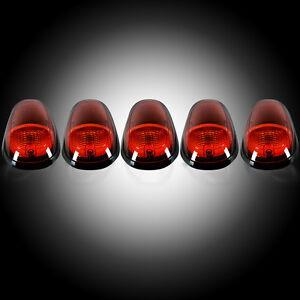 Recon Amber Cab Light Kit LED 2003-2017 Dodge Ram 264146AM