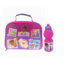 Doc McStuffins - Lunch Bag & Drink Bottle - *BRAND NEW*