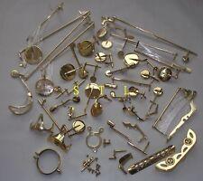 Full set Alto sax repair parts Golden For Yamaha 62