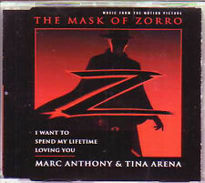 Tina ARENA  & Marc ANTHONY I want to spend my lifetime with you PROMO 1-Tr CD