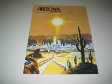 ARIZONA HIGHWAYS MAGAZINE AUGUST 1975 ROBERT MCCALL (537GG)