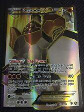 Pokemon TCG : PREMIUM TRAINER COLLECTION REGIROCK 43a/124 FULL ART