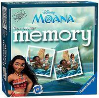 Ravensburger UK 21244 Disney Moana Mini Memory Game Brand New Free Shipping UK