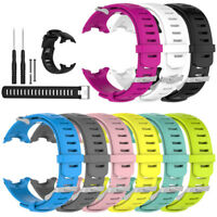 AU Replacement Silicagel Soft Band Strap For Suunto D4/D4i Novo Watch 2018