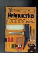 Das neue große Heimwerker Lexikon - Peter Richter - 1976