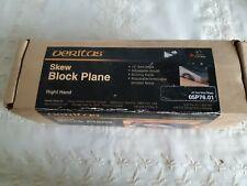 Veritas Skew Block Plane