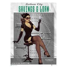 DC Bombshells Catwoman Art Print