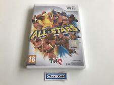 WWE All Stars - Nintendo Wii - PAL FR - Neuf Sous Blister