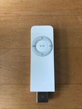 Apple iPod shuffle 1st Generation White (1 GB)