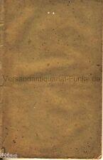 Exerzier Reglement mit Handhabung von Pike Büchse kurzer Flinte Sachsen 1848