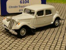 1/87 SAI Citroen Traction 11B 1952 hellgrau 6104