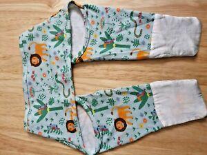 Handmade Eczema Baby Sleeves Scratch Thumbsucking Mittens Cotton Silk Washable