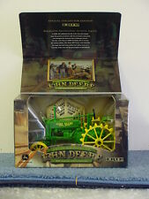 JOHN DEERE BW TRACTOR WITH UMBRELLA, 200th BIRTHDAY EDITION, 1/16, DIECAST