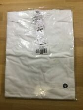 Abercrombie and Fitch T Shirt. Garment Dyed. White. Medium. BNWT. RRP £18