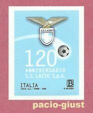 Italia 2020  S.S. LAZIO 120 ANNI  Francobollo singolo