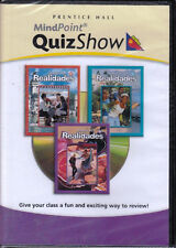 Prentice Hall Realidades A,B,1: Mindpoint Quiz Show On Cd - New