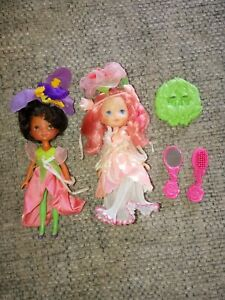 Rose Petal Place Iris Doll Lot Rose Petal Kenner DKP 1984 NICE **LOOK**